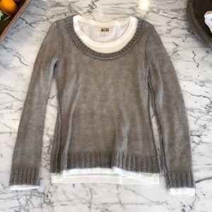 converse sweater!